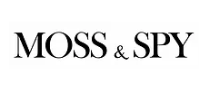 Moss and Spy logo MillerInk media client