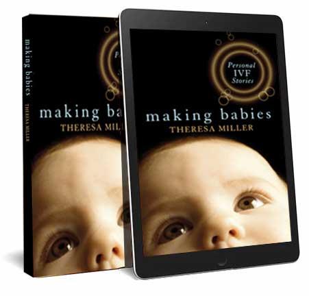 Makin babies Theresa Miller author