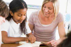 Illiteracy in children
